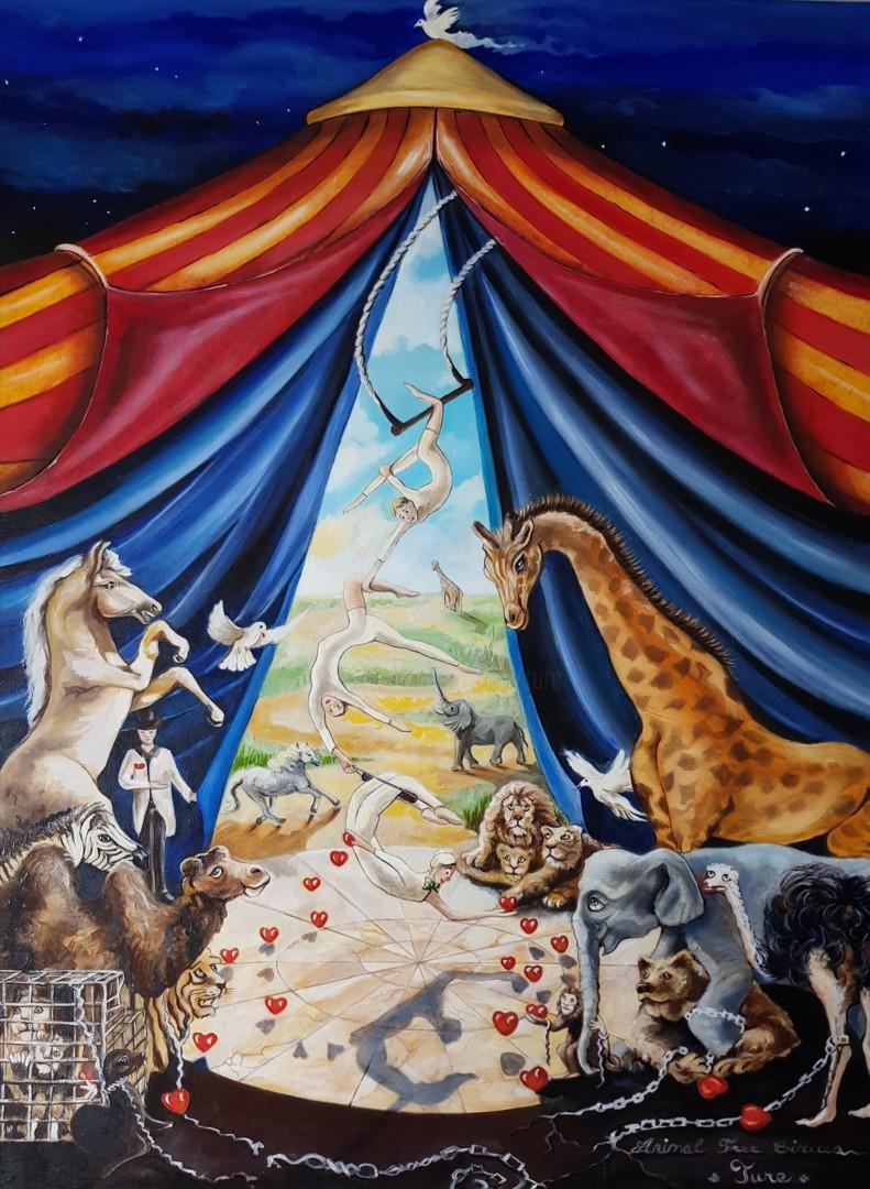 Elen TURE - Animal Free Circus
