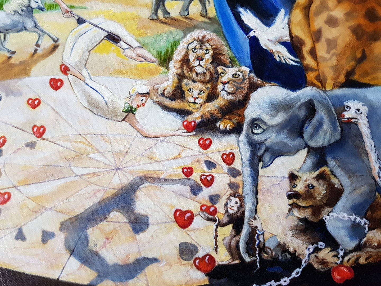Elen TURE - Animal Free Circus (zoom)