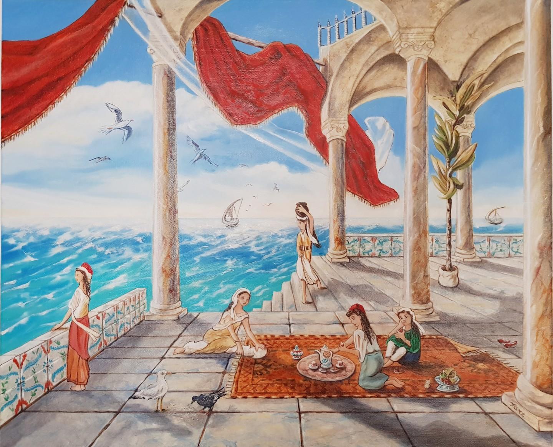 Elen Ture - Femmes ottomans