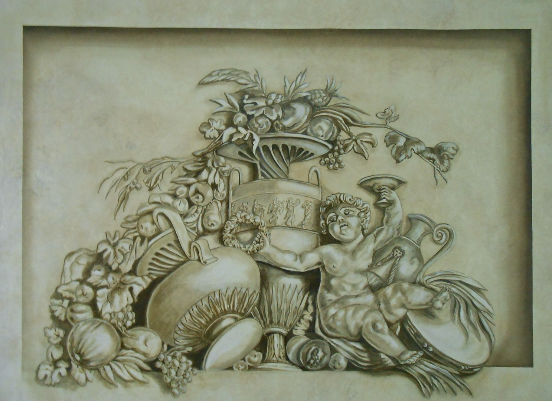 Elen Ture - Grisaille copie (Piat Joseph Sauvage)