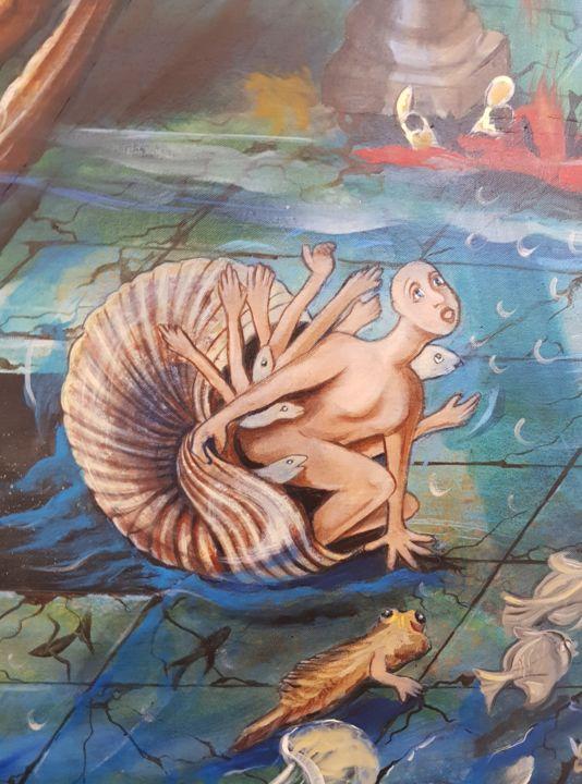 Elen Ture - Conscience dans la mer
